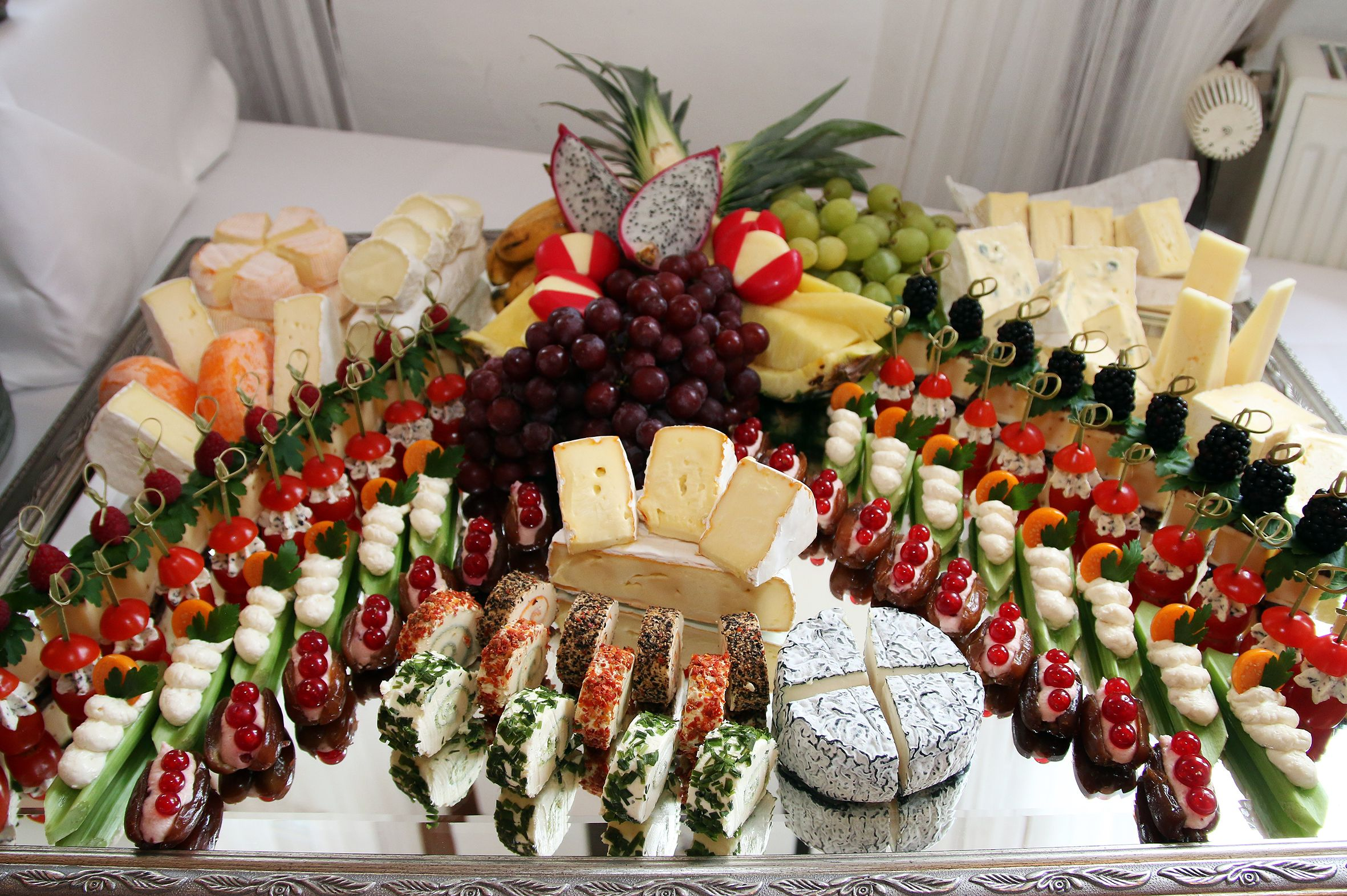 Essen Idee Käseplatte Cheese Weddingfood