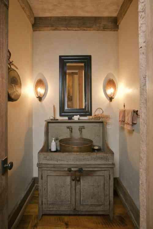 meuble salle de bains pas cher 30 projets diy - Commode Salle De Bain Pas Cher