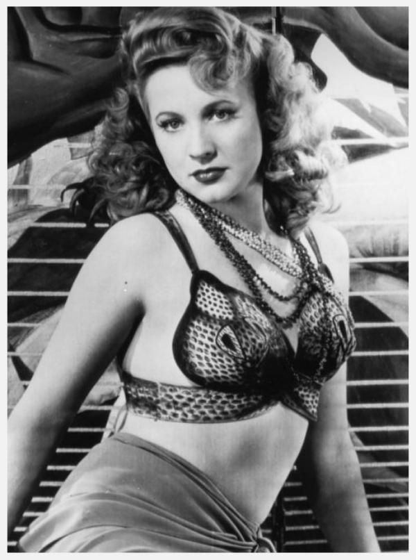 anne jeffreys images
