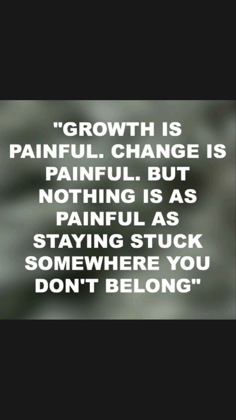 Embrace change to gain success