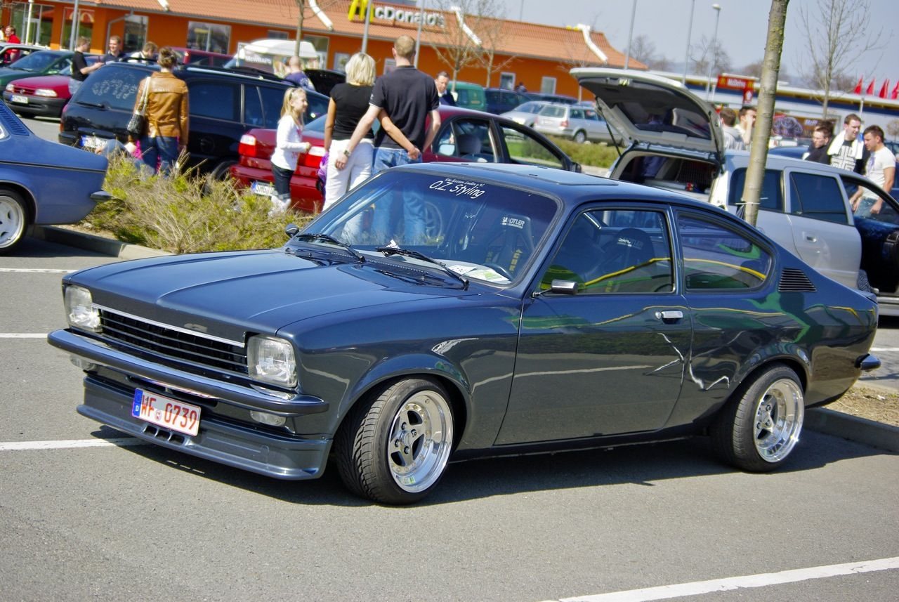 Opel kadett c coup classic cars pinterest cars for Garage opel nice