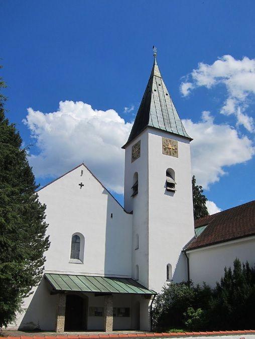 Grunwald Kirche St Peter Und Paul Munchen By De House Styles