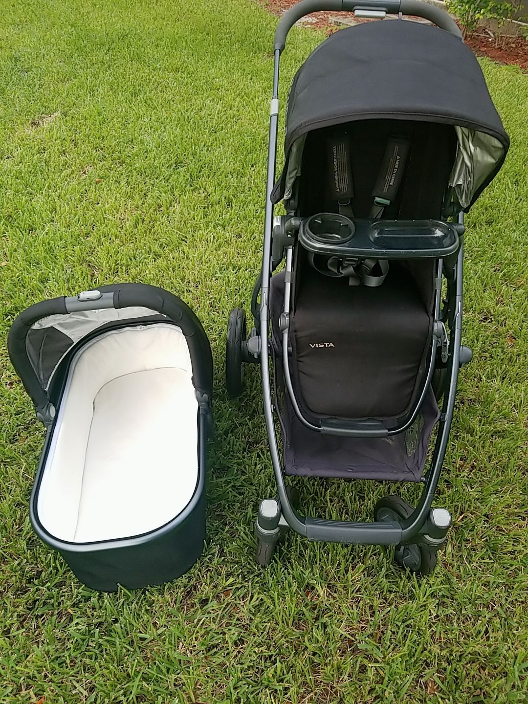 Uppababy vista color Jake model 2016 Comes with
