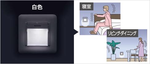 明るさセンサ付ハンディホーム保安灯 センサ付きスイッチ 商品ラインアップ コスモシリーズワイド21 スイッチ コンセント 配線器具 Panasonic ハンディ ナイトライト ライト インテリア
