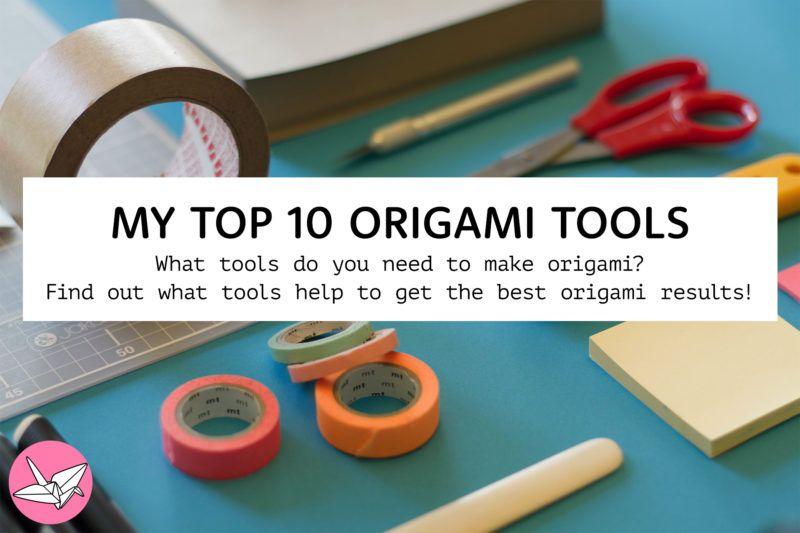 43++ Origami tools ideas in 2021