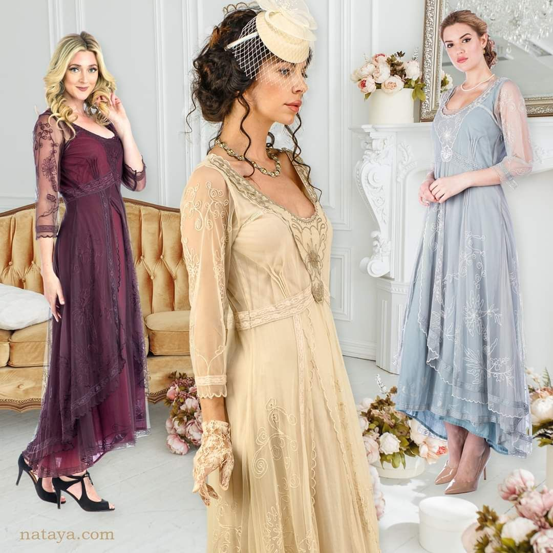 Garden Party Vintage Dresses Mother Of The Bride Dresses Vintage Casual Wedding Dress Tea Party Dresses For Women [ 1080 x 1080 Pixel ]