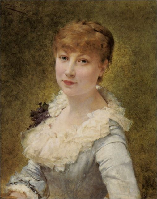 Chartran_Theobald_Portrait_of_A_Young_Lady_1886