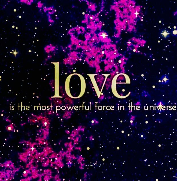 Love Each Other When Two Souls: ...the Most Powerful Force In The Universe.