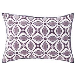 Sofia Pillow in Thistle