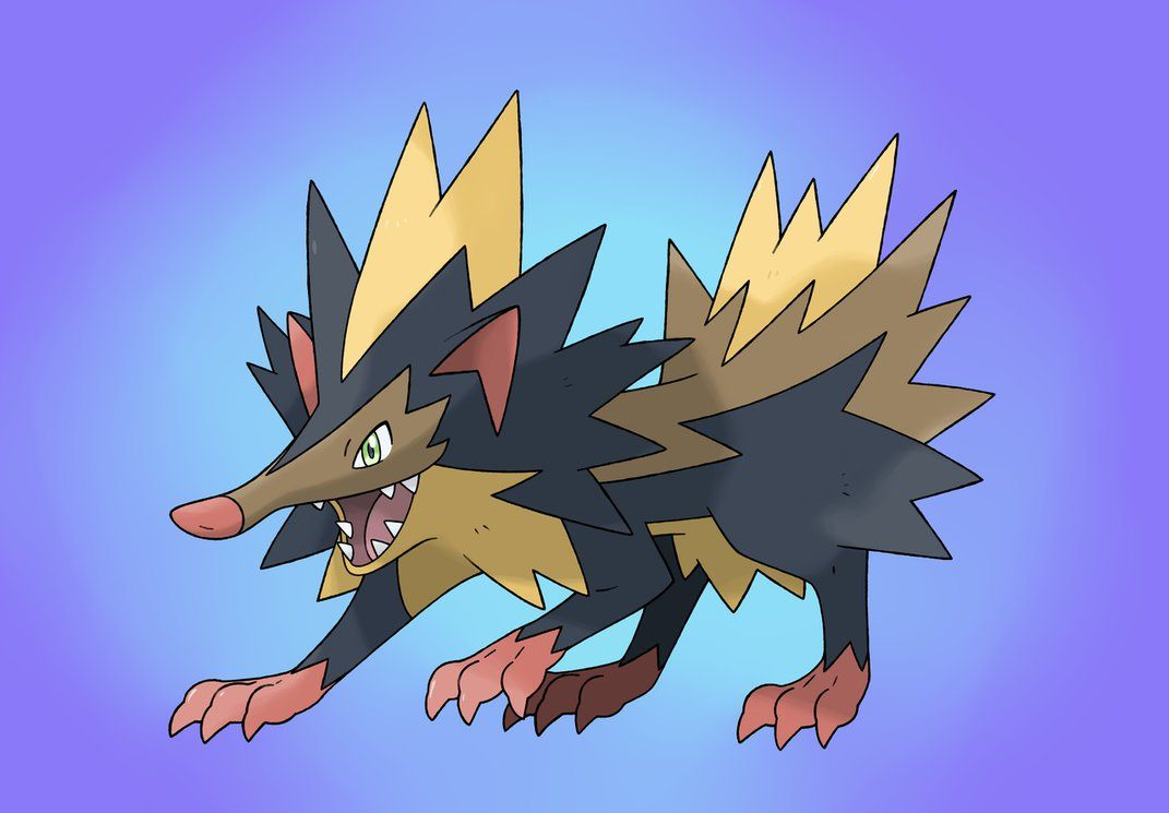 ESPIRECK - The Spiky Pokemon - (ELECTRIC TYPE) SKILL: Static HIDDEN: Cheek Pouch Espireck the tenrec pokemon, found on the northern island in Maohi region. This little spiky, carries in his body a ...