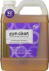 Indigo Wild Zum Clean Laundry Soap Frankincense And Myrrh 32