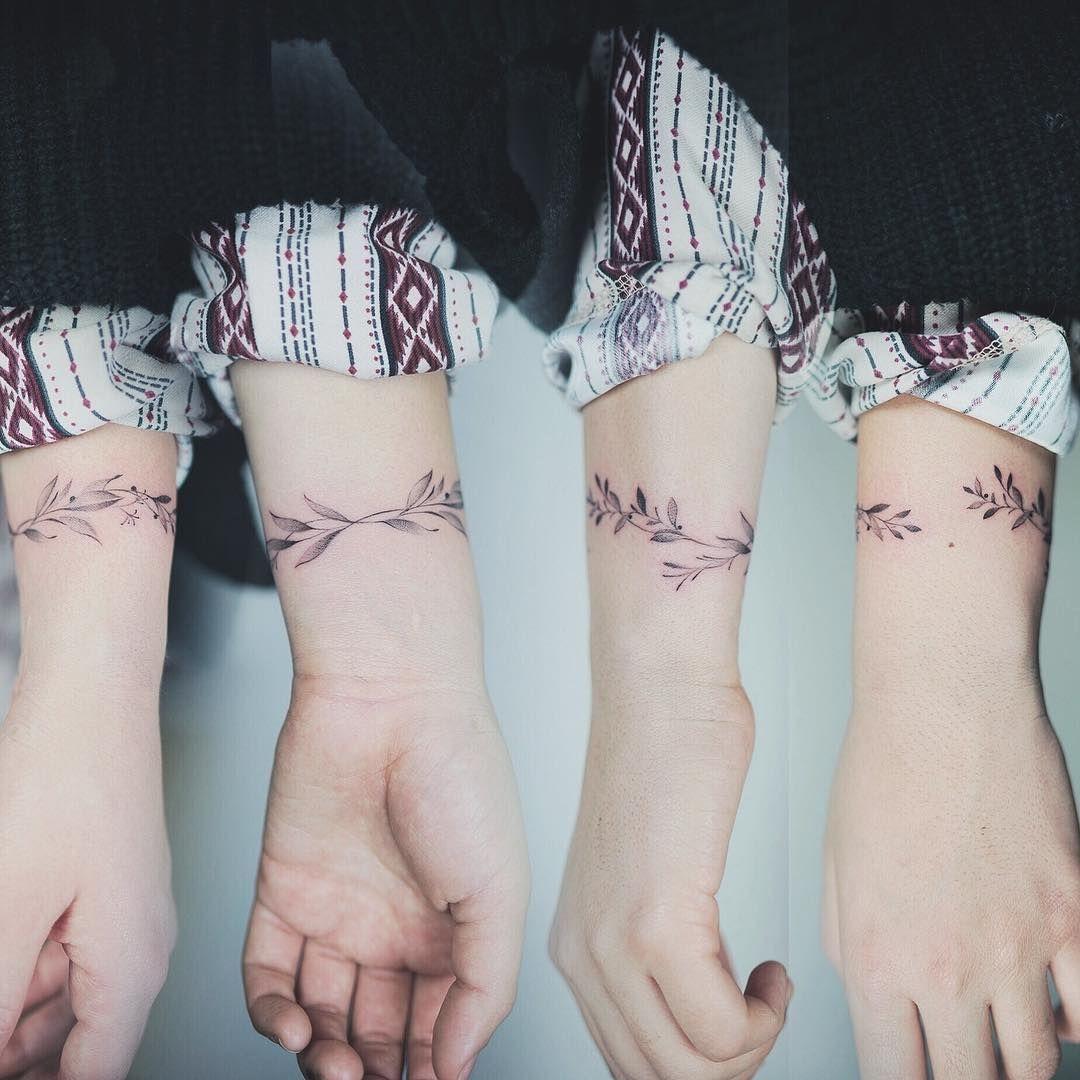 Bracelet tattoo bracelettattoo tattoodesign nandotattoo