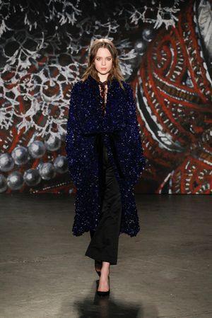 Jenny Packham Ready To Wear Fall Winter 2015 New York - NOWFASHION