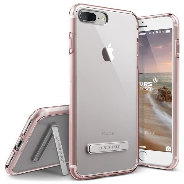 Verus Crystal MIXX iPhone 7 Plus Case - Rose Gold