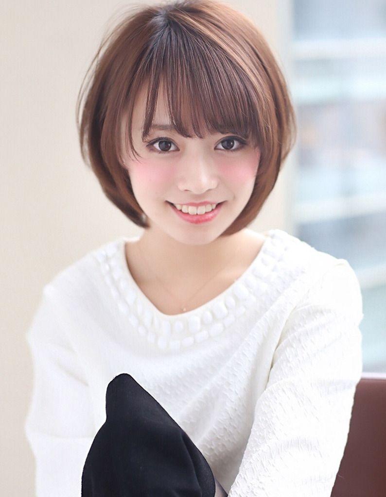 年齢問わずかわいくなれるショート (nb-090) | ヘアカタログ・髪型