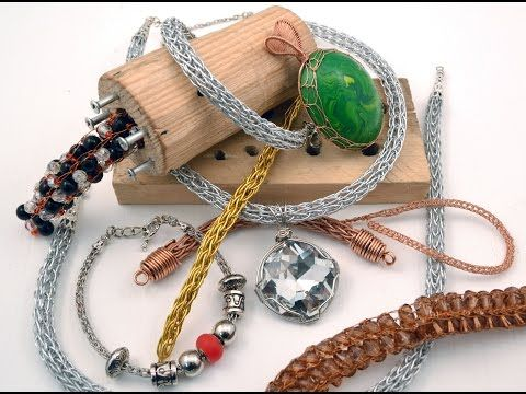 Курс для начинающих. Плетение из проволоки Викинг Книт - Vikinq-Knit ...