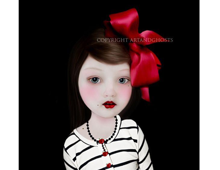 """Secret Heart"" by Louise Robinson (aka Art & Ghosts)"