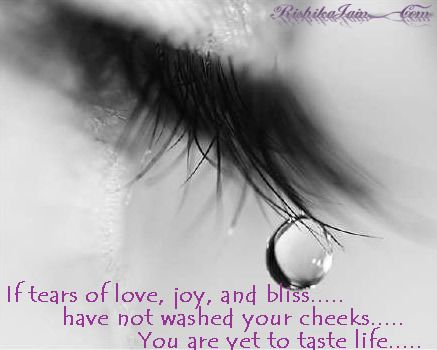 Tears Of Joy Tears Quotes Tears Of Joy Tears