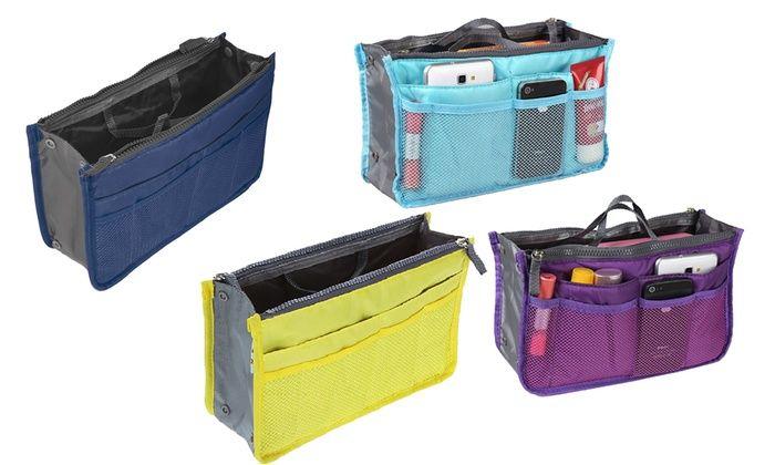 Groupon Goods Global GmbH: 1, 2, 3 ou 4 organisateurs de sac avec poignée, 4…