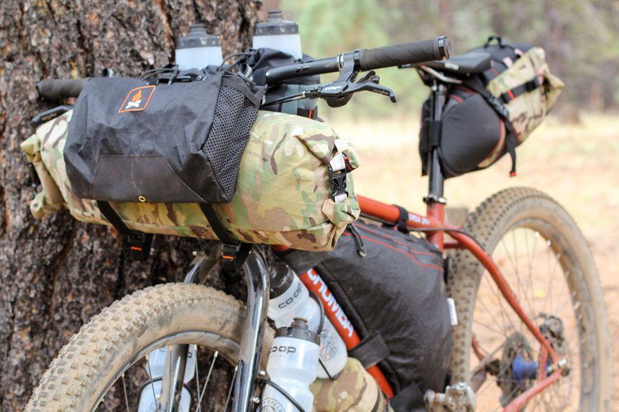 Billedresultat For Bikepacking Front Rack Bikepacking Adventure