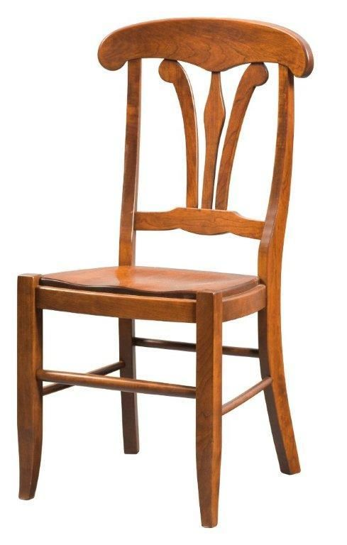 Amish Long Valley Dining Chair Dining Chairs Solid Wood Dining Chairs Chair