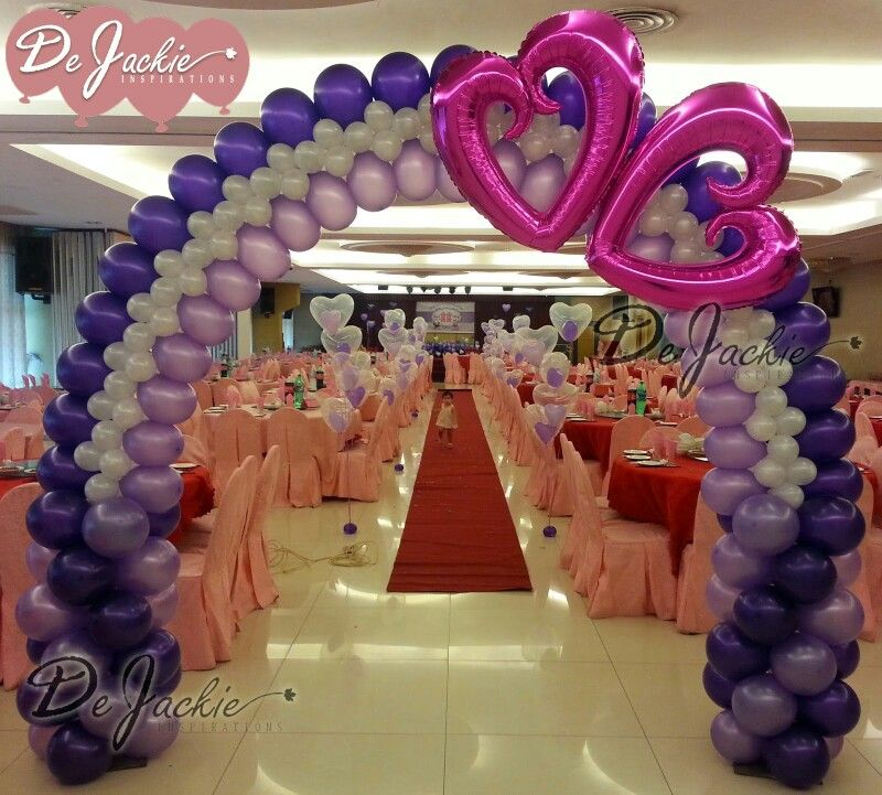 Balloon Decorations For Wedding Reception Ideas: Balloon Decorations, Valentines Balloons