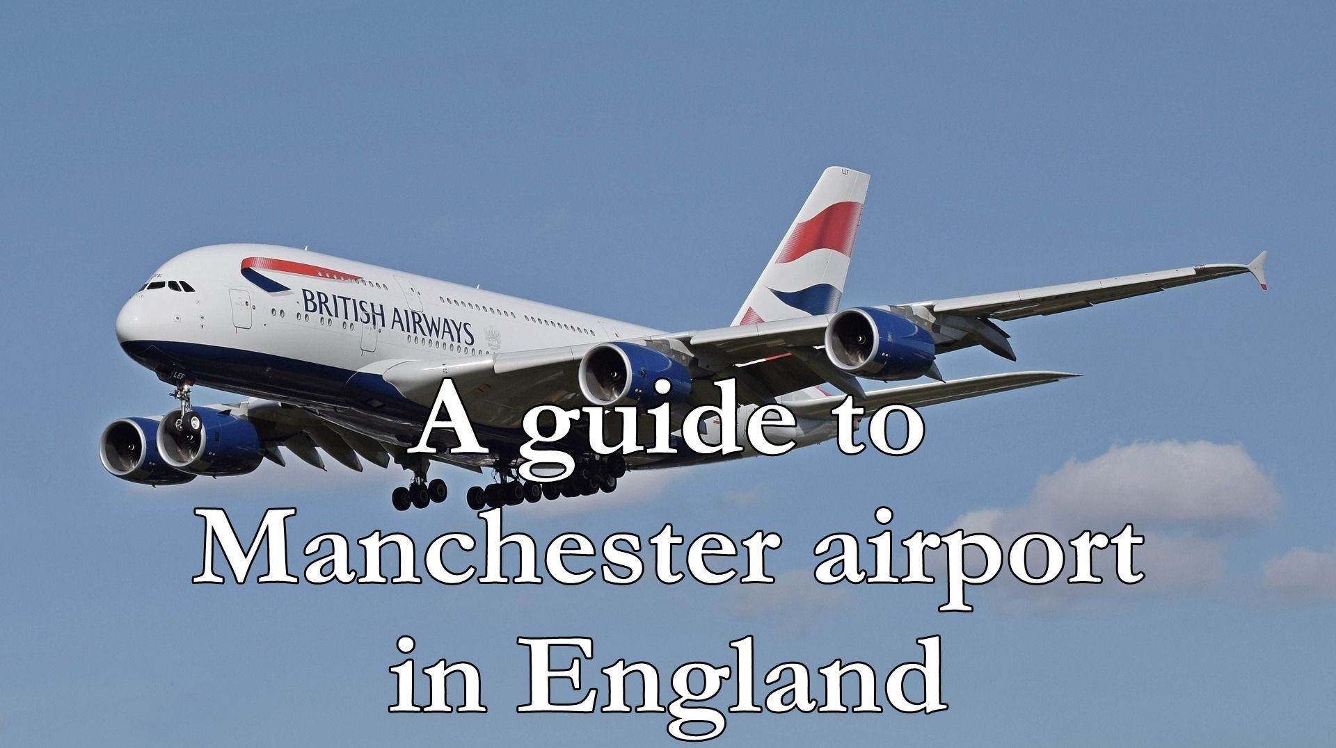 Flying To Manchester Airport In England Uk Manchester