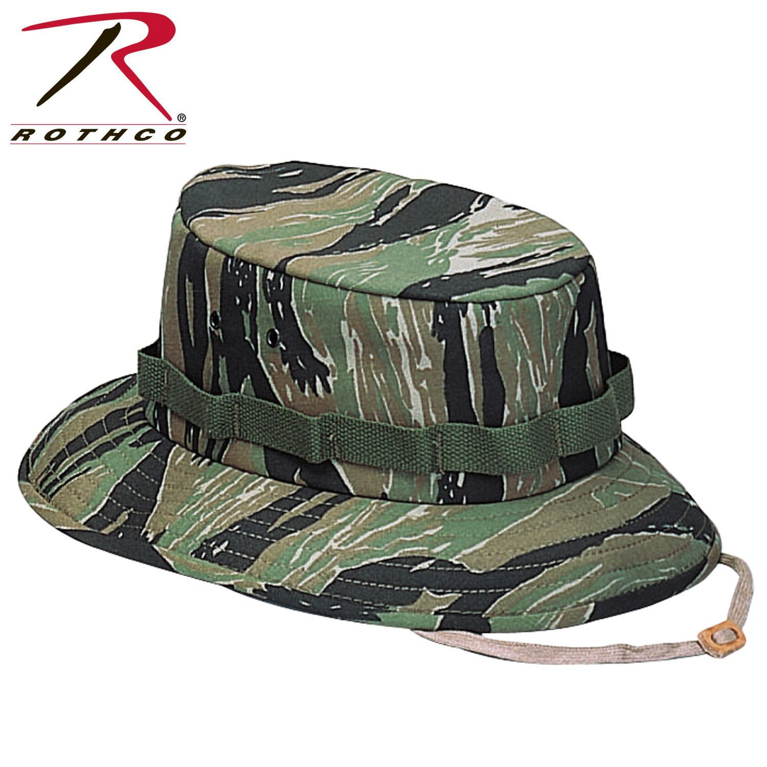 38ede64483fa4 Rothco Camo Jungle Hat