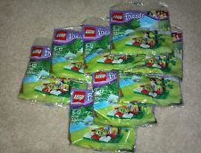 New LEGO Friends 8 Polybag Set. Possible favor.
