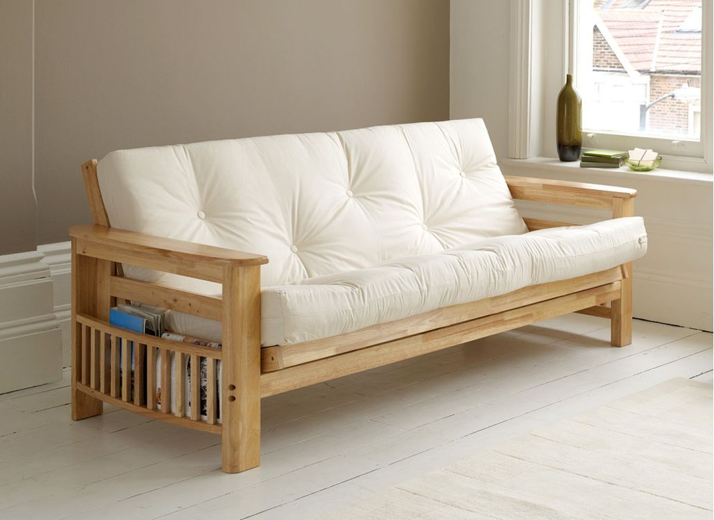 Houston Sofa Bed Natural Görüntüler