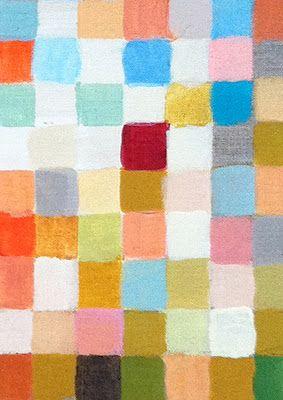 Claudine VerdoT design: l'envie de reprendre mes pinceaux,