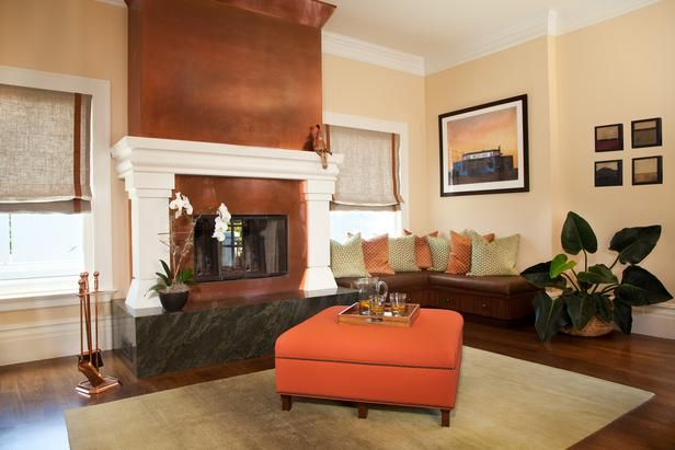 Contemporary Living Rooms From Jo Ann Hartley On Hgtv