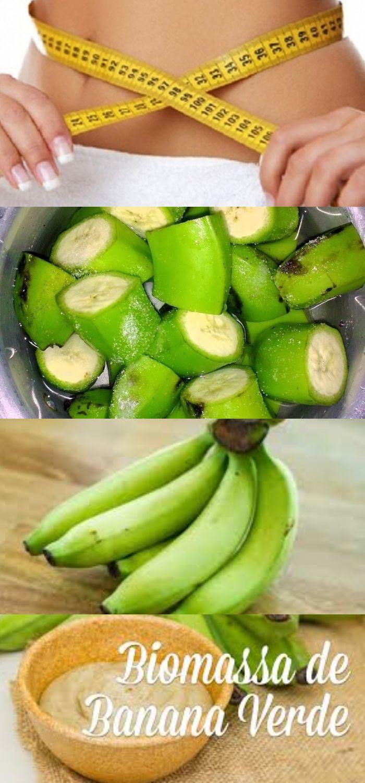 Receita Da Biomassa Da Banana Verde Que Ajuda A Controlar