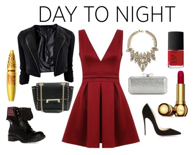"""""""Red Dress"""" by ageng-paramesty ❤ liked on Polyvore"""