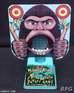 mighty kong by marx