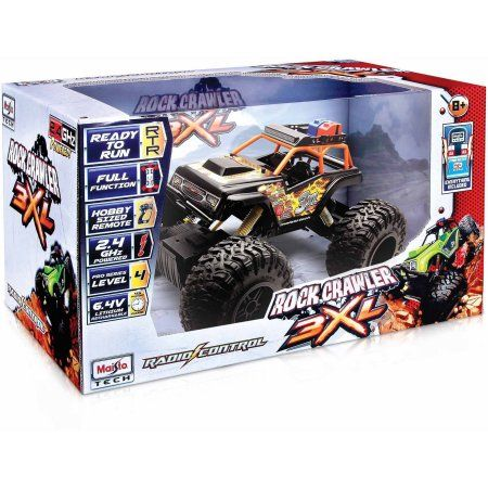 Toys With Images Rock Crawler Radio Controlled Cars Remote