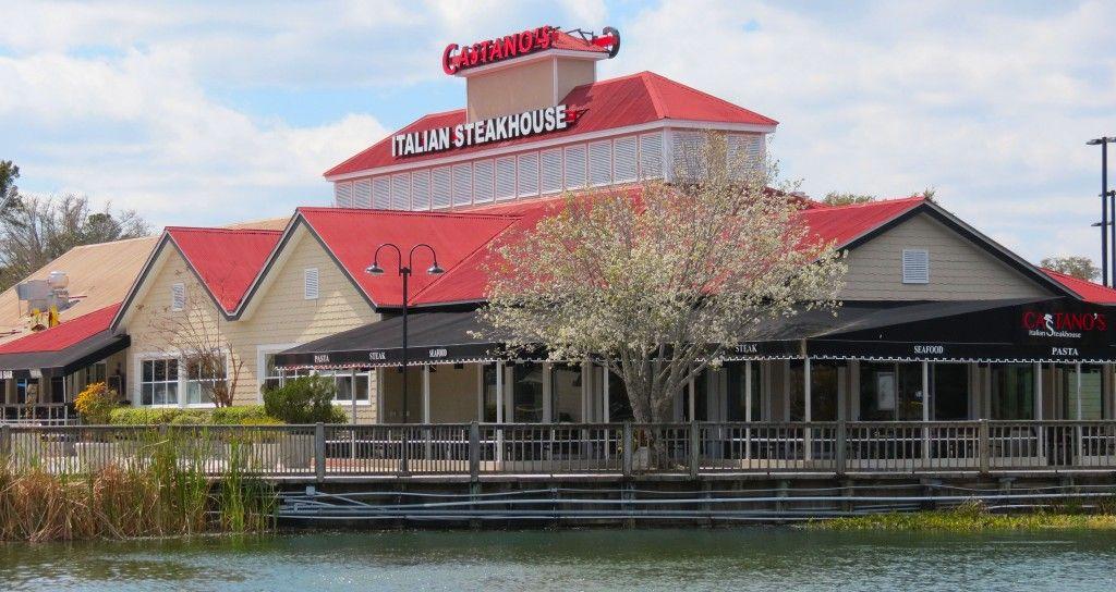 Castanos Italian Steakhouse On The Waterway At Barefoot Landing