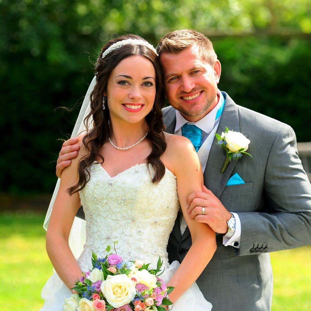 Beautiful Anita #realbride #bridaltiara #bridalheadpiece #weddingjewellery #hochze...