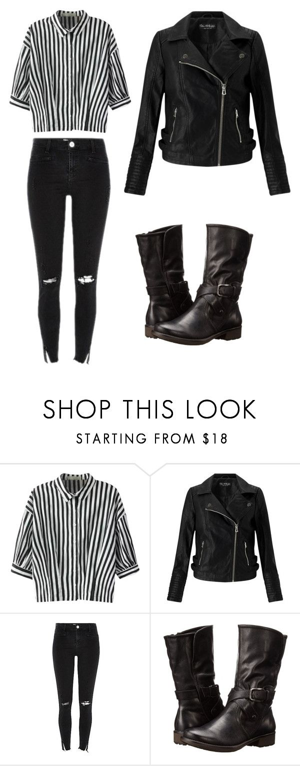 """""""Untitled #4"""" by namelegolis ❤ liked on Polyvore featuring Relaxfeel, Miss Selfridge and BareTraps"""