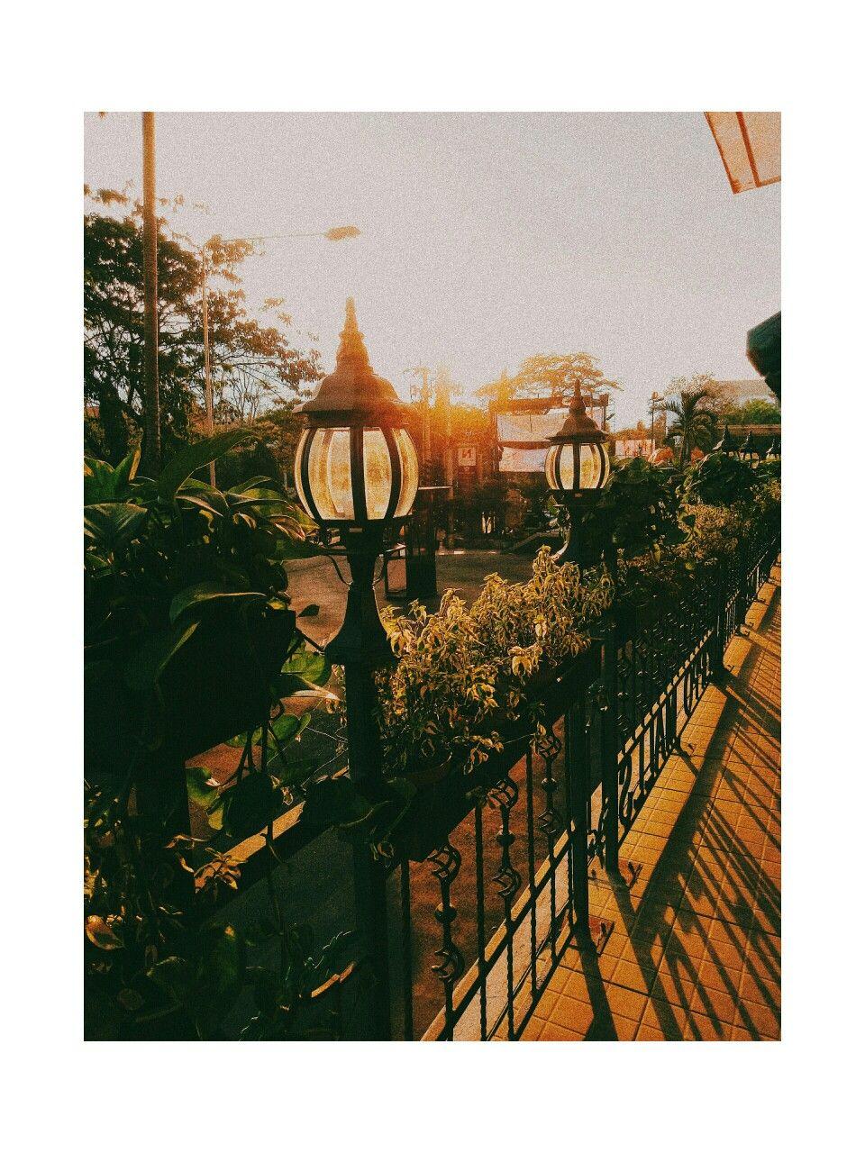 Beautiful sunset 🌅 MXMALL MALANG EASTJAVA INDONESIA
