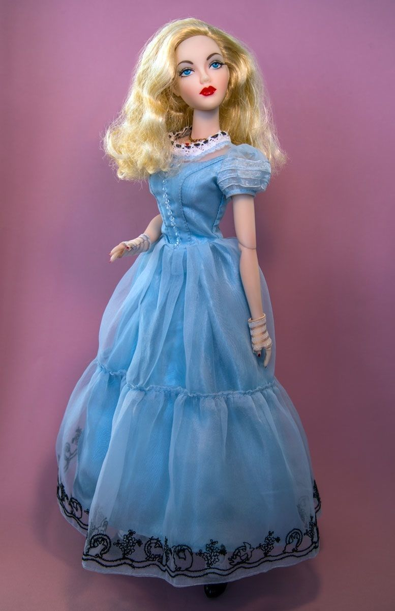 Tonner Disney Alice In Wonderland Alice Kingsley OUTFIT ONLY fits ...