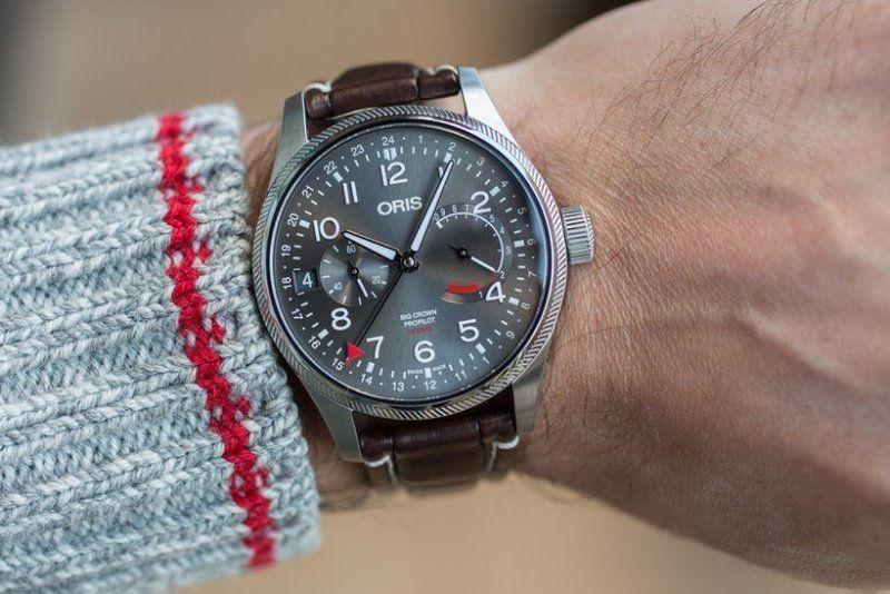 Oris Big Crown Propilot Calibre 111 114 Watch Review Watch Review Caliber Luxury Watches