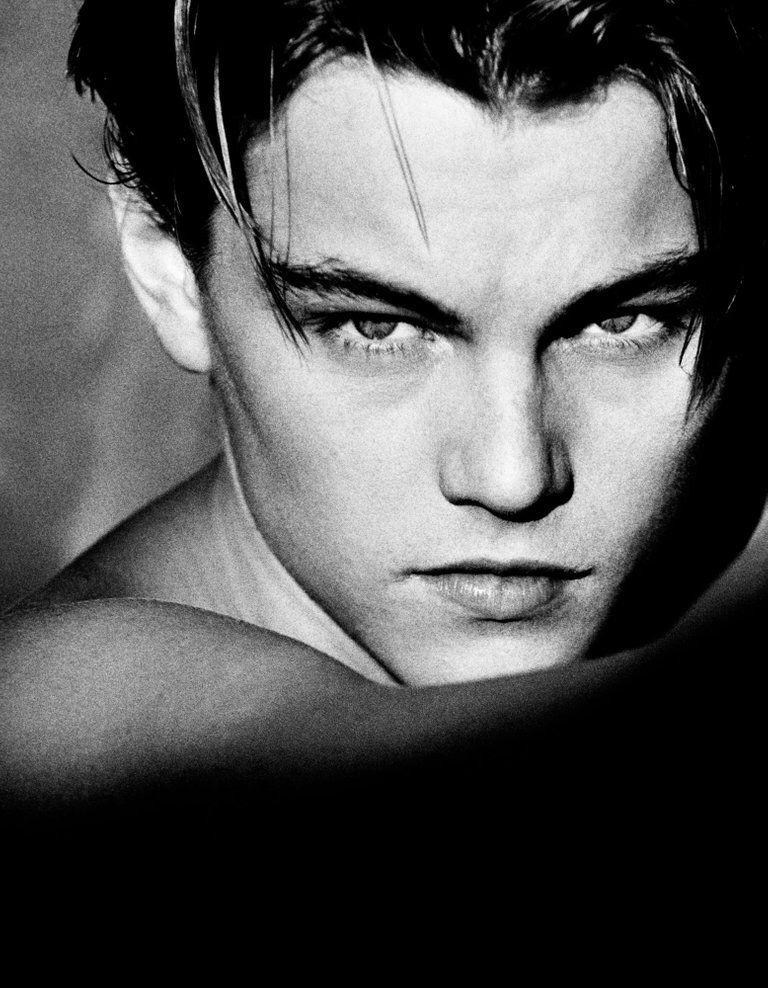 Greg Gorman - Leonardo Di Caprio, LA, 21st Century, Contemporary, Celebrity, Photography