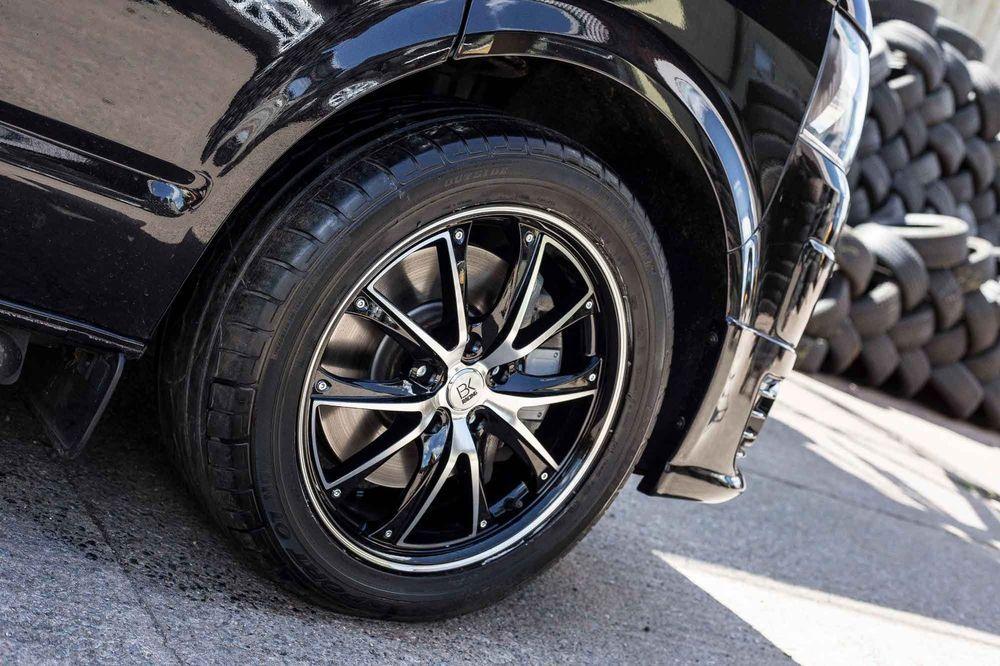 4 815kg Rated Black Alloy Wheels 215 65 16 Xl Tyres T5 Van Volkswagen Kombi Vw 01392 20 30 51 Alloy Wheel Tire Wheel