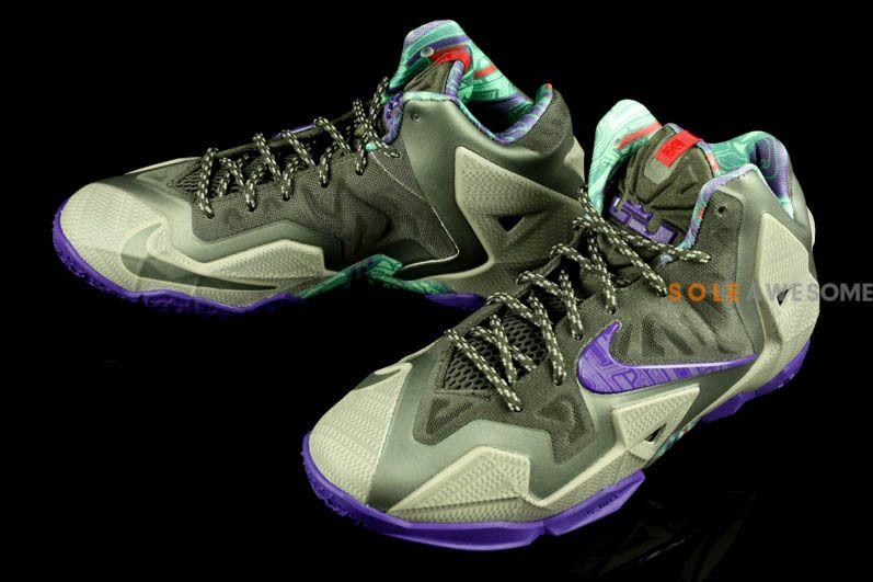 82c4da433608 Discover ideas about Nike Lebron. Nike Lebron XI (11) GS Terracotta Warriors  ...