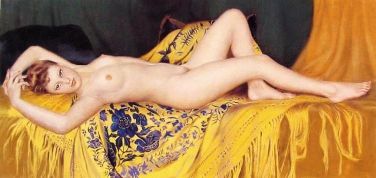 Gustave Brisgand (1880 – 1950, French)