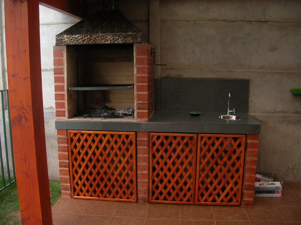 Resultado de imagen para quinchos pequeños en terrazas | Decoración ...