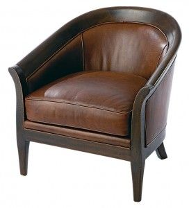 Chairs Ottomans Chair And Ottoman Leather Decor Chair