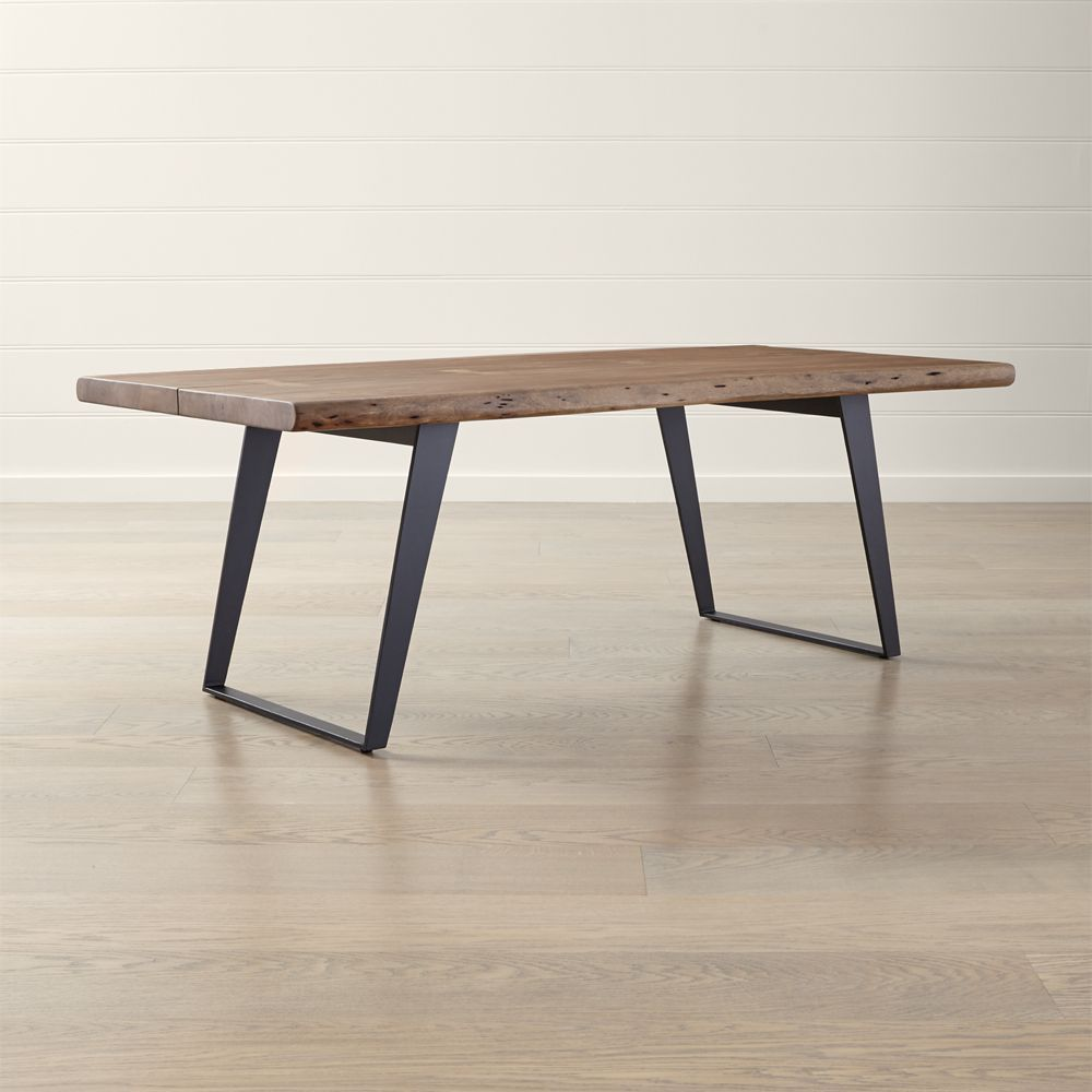 Yukon Natural 80 Quot Dining Table In 2019 In The Dining