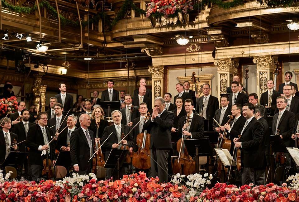 Vienna Philharmonic New Year's Eve Concert under Maestro